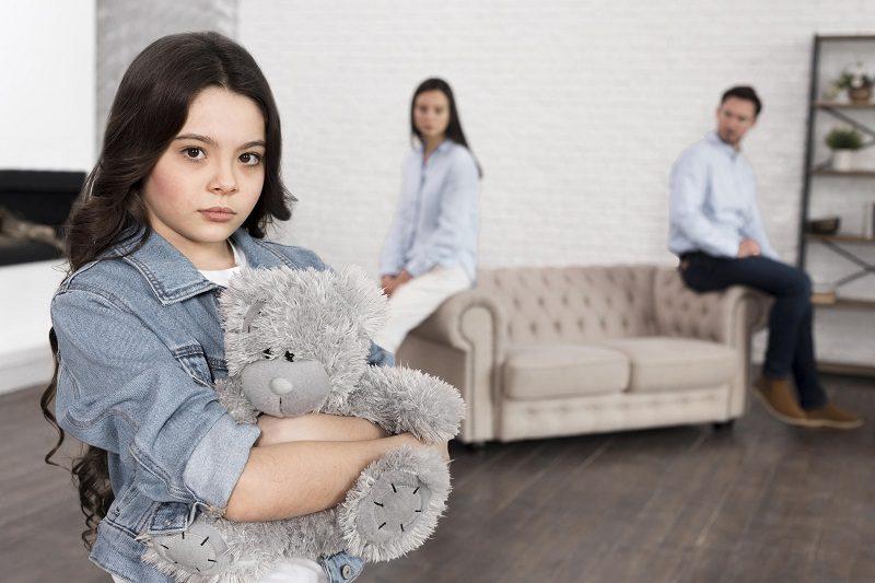 divortul pentru copii